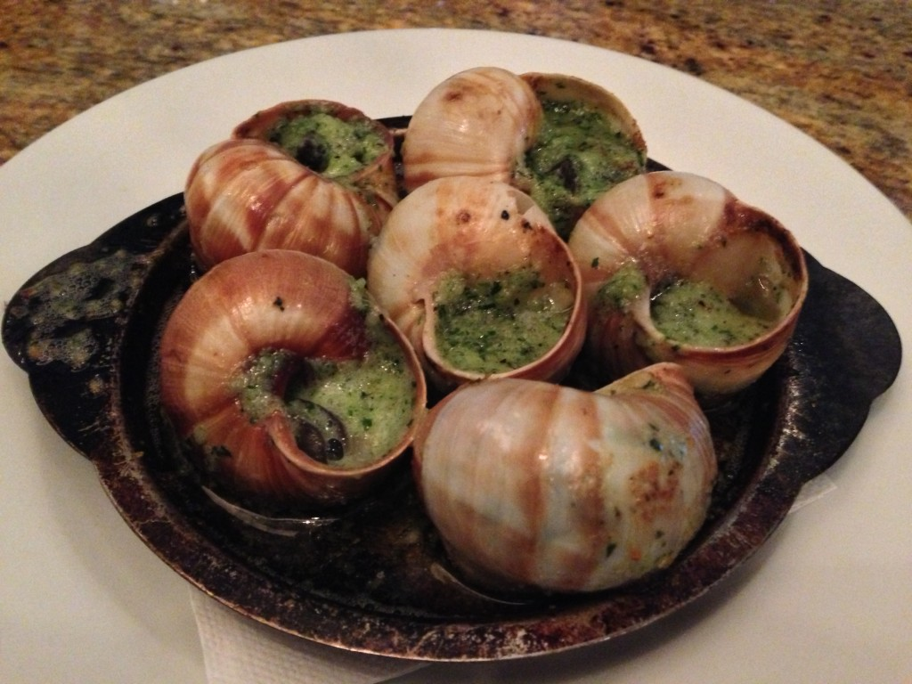 Escargot (6 to an order)