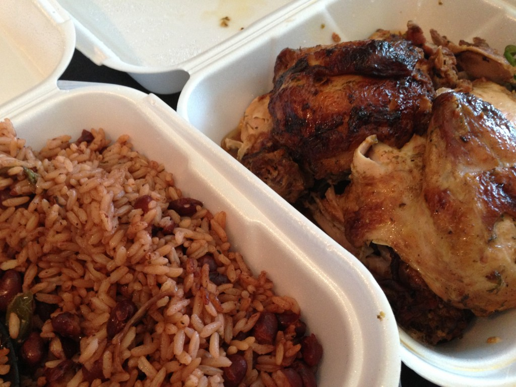 Moro and Chicken