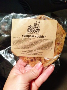 Compost Cookie!